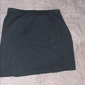 Express Mini Pencil Skirt
